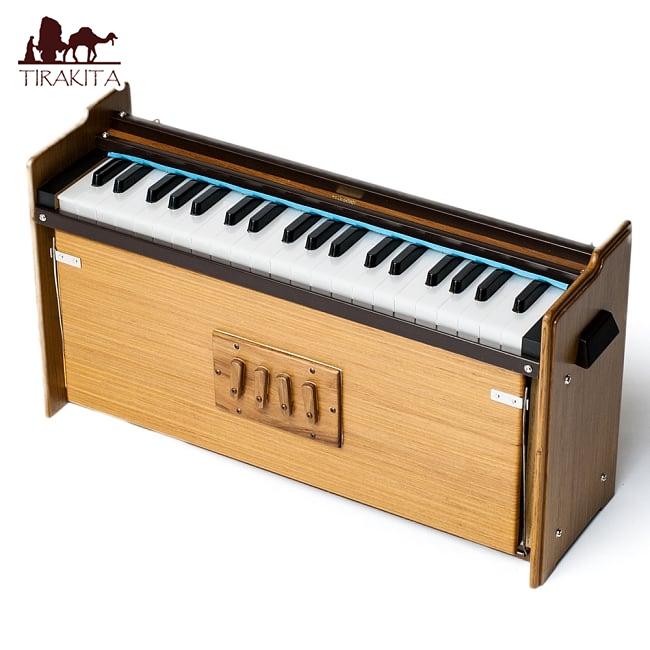 【PALOMA社製】携帯ハルモニウム(39鍵 品質良) / Harmonium ピアノ インド 楽器 送料無料 レビューでタイカレープレゼント あす楽
