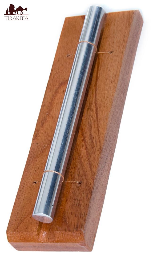 エナジーチャイム 16mm / 鉄琴 バリ 打楽器 民族楽器 インド楽器 エスニック楽器 ヒーリング楽器