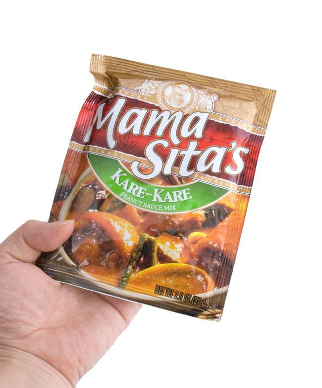 フィリピン料理 カレカレの素-Kare Mix 【MamaSita's】 / 食材 あす楽