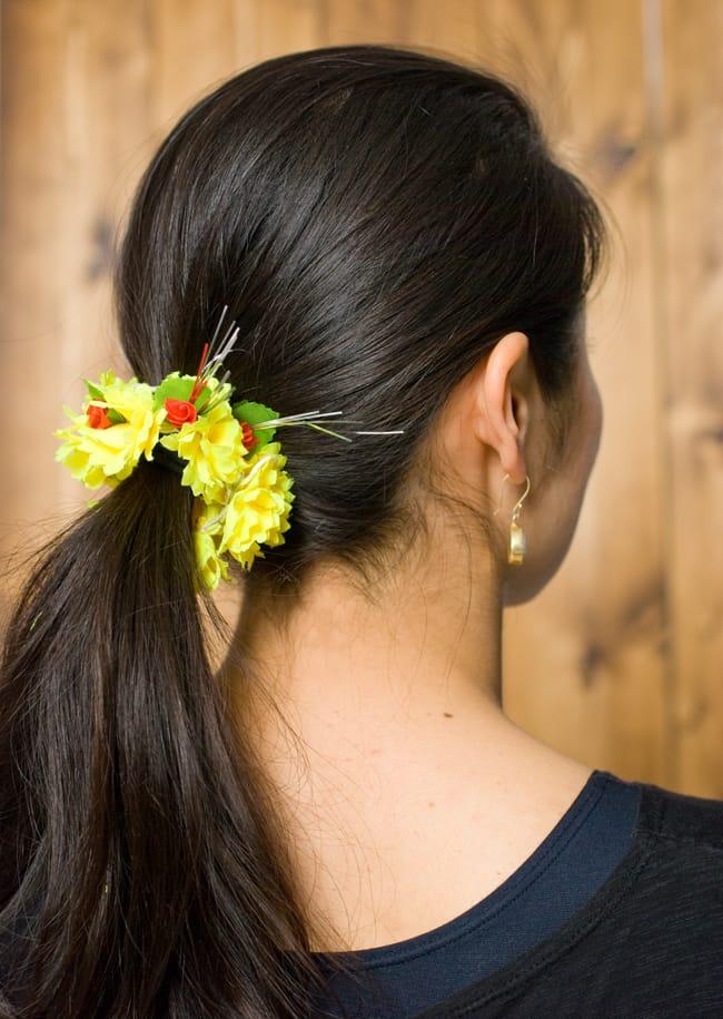 Tirakita rakuten global market south india ornament yellow south india ornament yellow flowers asian axe ornament ornament india mightylinksfo