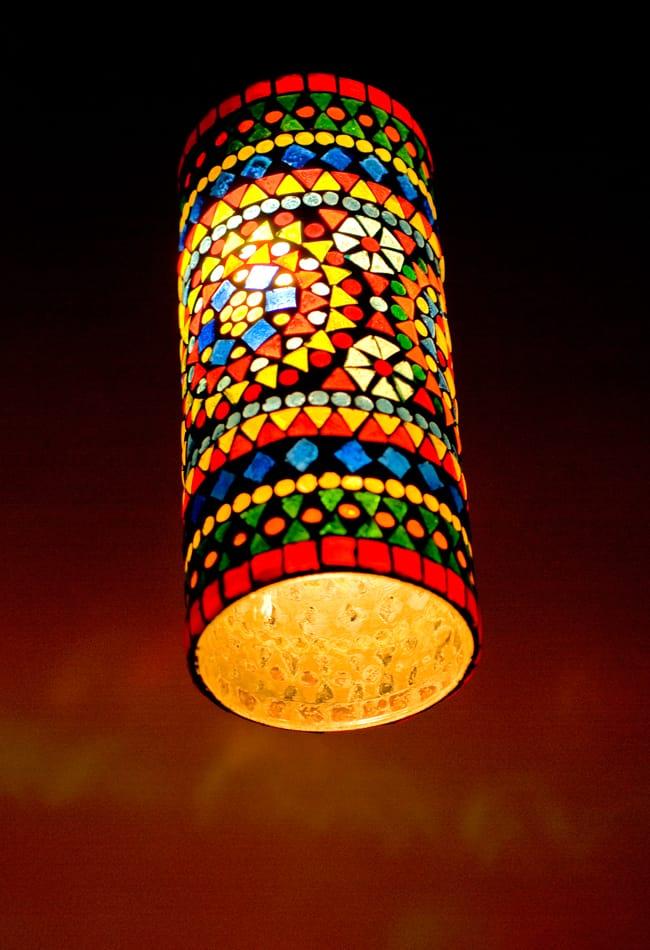 Tirakita rakuten global market hanging mosaic lamps russian hanging mosaic lamps russian type diameter 105 cm asian lamp shades and ethnic india arabian lamp interior mozeypictures Image collections