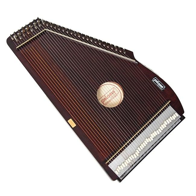 スワルマンダル(小) / インド 楽器 弦楽器 民族楽器 送料無料 レビューでタイカレープレゼント あす楽