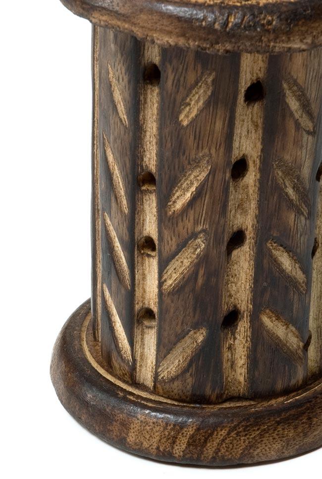 TIRAKITA  Rakuten Global Market Mango wood vertical cone incense