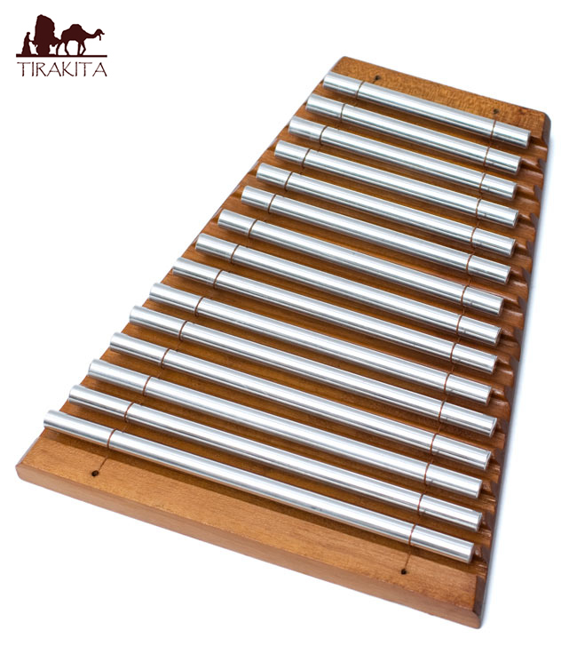 エナジーチャイム 15音 / 鉄琴 バリ 打楽器 送料無料 レビューでタイカレープレゼント あす楽