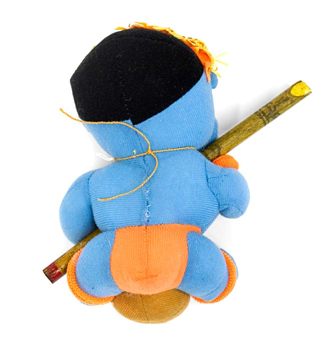 克里斯那nuigurumi(小)吉祥物印度杂货尼泊尔杂货族群亚洲