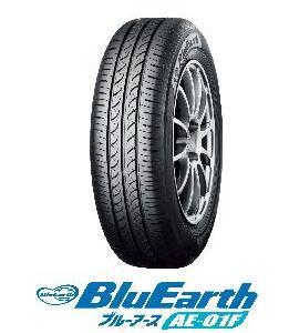 【3本以上で、送料無料!】ヨコハマ Blu Earth(ブルーアース)AE-01F 205/55R16 91V