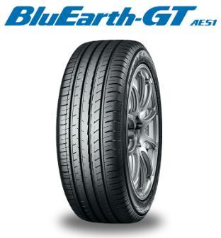 国内即発送 高い操縦安定性と低燃費を融合 サマータイヤ 4本セット ヨコハマ メーカー再生品 Blu Earth-GT タイヤのみ 35R19 235 送料無料 91W AE51
