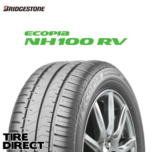 新品 ブリヂストン エコピア NH100 RV 205/50R17 93V XL BRIDGESTONE ECOPIA NH100 RV 205/50-17 ミニバン専用 低燃費タイヤ 夏タイヤ ※ホイールは付属いたしません。