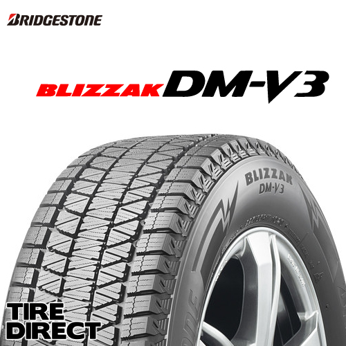 新品 ブリヂストン BLIZZAK DM-V3 245/60R18 105QBRIDGESTONE ブリザック DMV3 245/60-18冬タイヤ スタッドレスタイヤ SUV用※ホイールは付属いたしません。