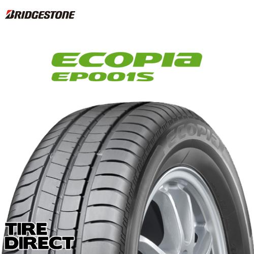 新品 ブリヂストン ECOPIA EP001S 205/55R16 91V BRIDGESTONE エコピア EP001S 205/55-16 夏タイヤ 低燃費※ホイールは付属いたしません。