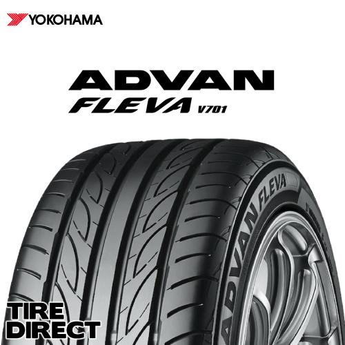 新品 ヨコハマ ADVAN FLEVA V701 205/55R16 91WYOKOHAMA アドバン フレバ V701 205/55-16夏タイヤ※ホイールは付属いたしません。