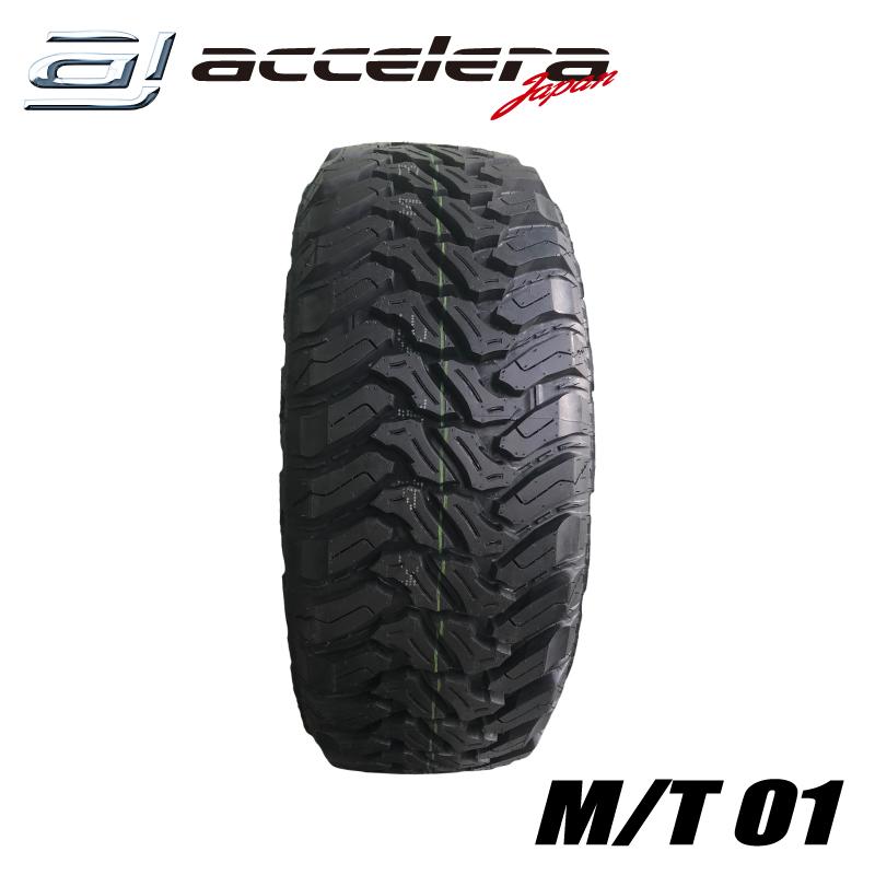 サマータイヤ アクセレラ M/T-01 265/50R20 111Q/265/50-20/265-50-20