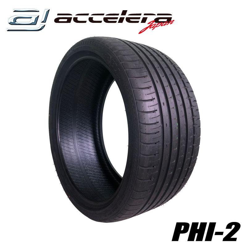 275/30R21 98Y XL/アクセレラ PHI-2/275/30-21インチ/新品/サマータイヤ/夏タイヤ