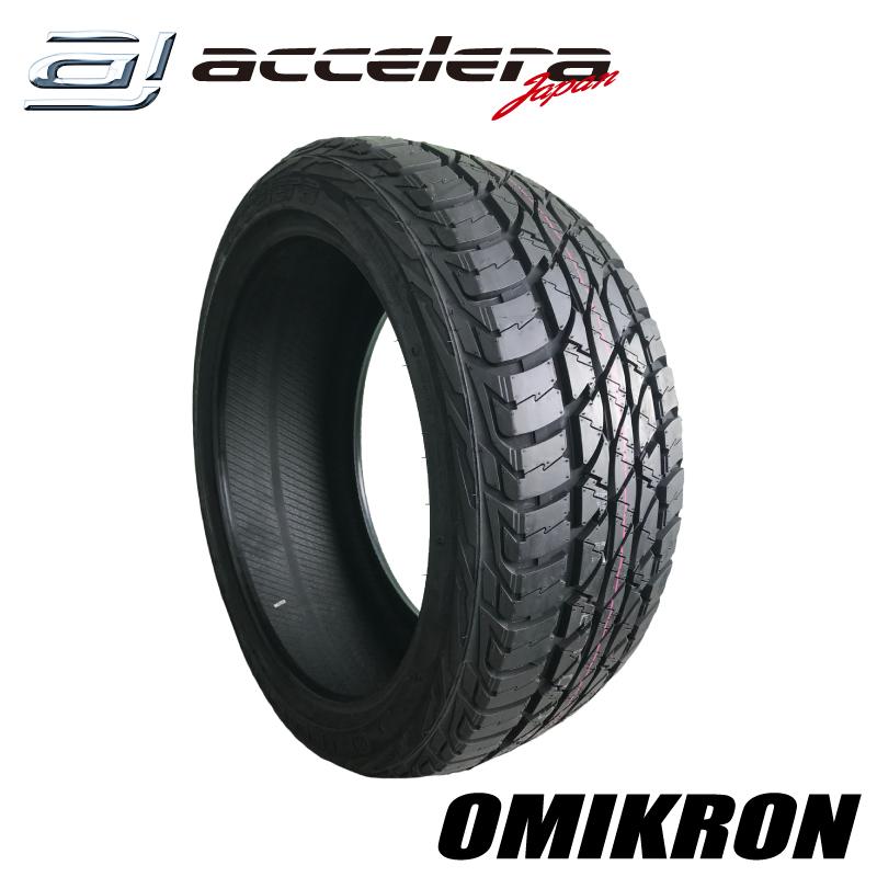 285/50R20 112H/アクセレラ OMIKRON A/T/285/50-20インチ/新品/サマータイヤ/夏タイヤ