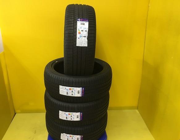 【新品】245/40R20 ウィンラン R330 2018年製 アウトレットタイヤ サマータイヤ アルファード ヴェルファイアなどに