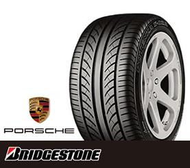 乗用車用タイヤ 255/40ZR17 ブリヂストン ポルシェ 911 N4 S-02A ポルシェ認証タイヤ