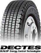 【4/23(木) 16:59までポイント5倍!! 】スタッドレス タイヤ 大型トラック用 タイヤ 11R22.5 16PR ダンロップ DECTES SP061