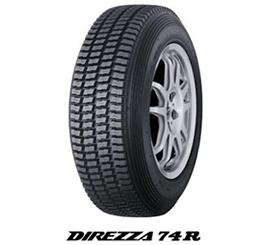 【新品】【乗用車用タイヤ】195/65R15 ダンロップ DIREZZA 74R