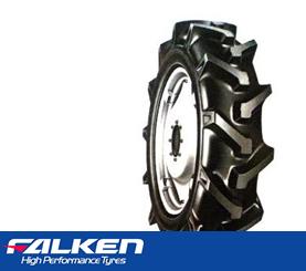 【トラクタ用前輪タイヤ】8-16 4PR ファルケン AR2