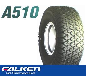 【芝刈り機用タイヤ チューブレスタイプ】14×400-6 2PR ファルケン A510