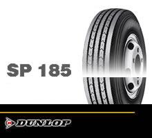 【新品】【小・中型トラック用タイヤ】7.00R16 10PR ダンロップ SP185 チューブタイプ
