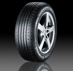 195/55R16 91H XL Conti Eco Contact 5 コンチ エコ コンタクト 5 エココンタクト 195/55R16Continental195/55R16CEC5195/55R16