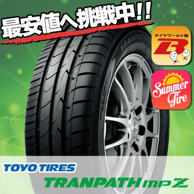 トランパスmpZ 235/50R18 101V TOYO TIRES トーヨー タイヤ TRANPATH mpZサマータイヤ