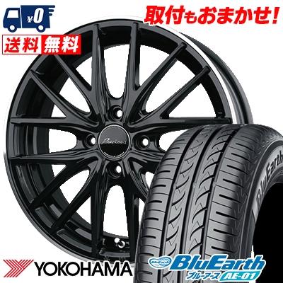 165/60R15 77H YOKOHAMA ヨコハマ BluEarth AE-01 ブルーアース AE01 Precious AST M1 プレシャス アスト M1 サマータイヤホイール4本セット