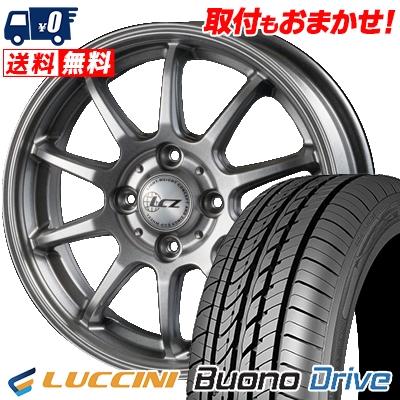 205/50R16 87V LUCCINI ルッチーニ Buono Drive ヴォーノ ドライヴ LCZ010 LCZ010 サマータイヤホイール4本セット【取付対象】