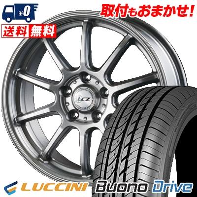 215/60R16 99H XL LUCCINI ルッチーニ Buono Drive ヴォーノ ドライヴ LCZ010 LCZ010 サマータイヤホイール4本セット