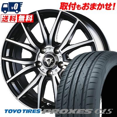 205/65R15 94V TOYO TIRES トーヨー タイヤ PROXES C1S プロクセス C1S Razee M-7 レイジー M7 サマータイヤホイール4本セット