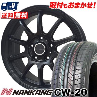 215/70R15 109/107S NANKANG ナンカン CW-20 CW-20 LCZ 010R LCZ 010R サマータイヤホイール4本セット