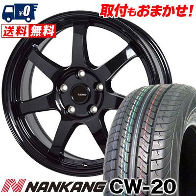 215/70R15 109/107S NANKANG ナンカン CW-20 CW-20 G.speed G-03 Gスピード G-03 サマータイヤホイール4本セット【取付対象】