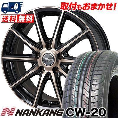 215/70R15 109/107S NANKANG ナンカン CW-20 CW-20 MONZA R VERSION Sprint モンツァ Rヴァージョン スプリント サマータイヤホイール4本セット