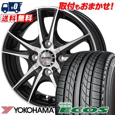 205/50R16 87V YOKOHAMA ヨコハマ DNA ECOS ES300 DNA エコス ES300 JP STYLE Vogel JPスタイル ヴォーゲル サマータイヤホイール4本セット