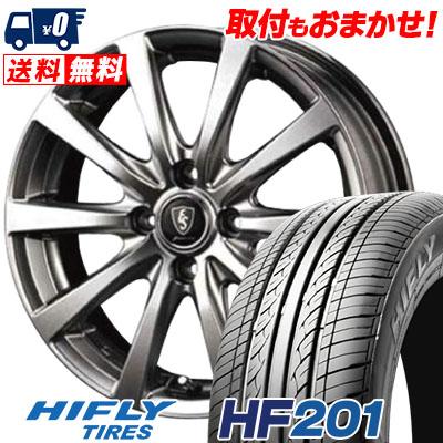 165/60R15 77H HIFLY ハイフライ HF201 HF201 Euro Speed G10 ユーロスピード G10 サマータイヤホイール4本セット