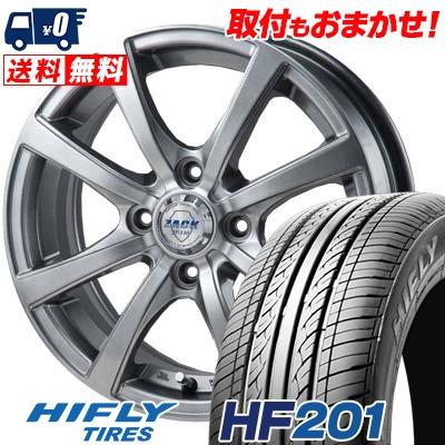 145/65R15 72T HIFLY ハイフライ HF201 HF201 ZACK JP-110 ザック JP110 サマータイヤホイール4本セット