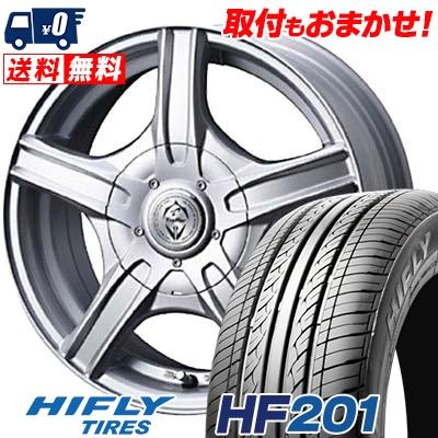 185/65R14 86H HIFLY ハイフライ HF201 HF201 Treffer MH トレファーMH サマータイヤホイール4本セット