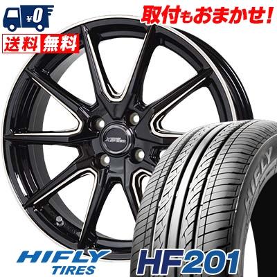 165/60R15 HIFLY ハイフライ HF201 HF201 CROSS SPEED PREMIUM RS10 クロススピード プレミアム RS10 サマータイヤホイール4本セット
