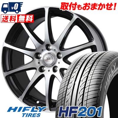 215/60R15 HIFLY ハイフライ HF201 HF201 BADX LOXARNY SPORT RS-10 バドックス ロクサーニ スポーツ RS-10 サマータイヤホイール4本セット