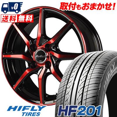 165/60R14 75H HIFLY ハイフライ HF201 エイチエフ ニイマルイチ EuroSpeed S810 ユーロスピード S810 サマータイヤホイール4本セット