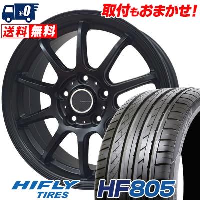 205/50R17 93W XL HIFLY ハイフライ HF805 エイチエフ ハチマルゴ LCZ 010R LCZ 010R サマータイヤホイール4本セット