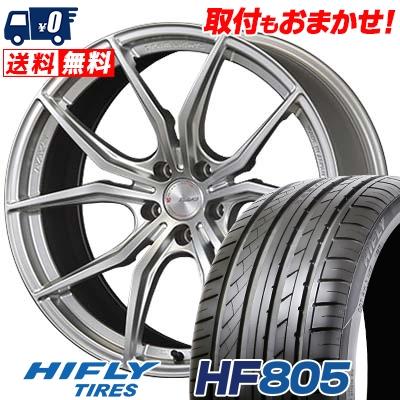 245/45R19 102W XL HIFLY ハイフライ HF805 エイチエフ ハチマルゴ RAYS GRAMLIGHTS 57FXX レイズ グラムライツ 57FXX サマータイヤホイール4本セット
