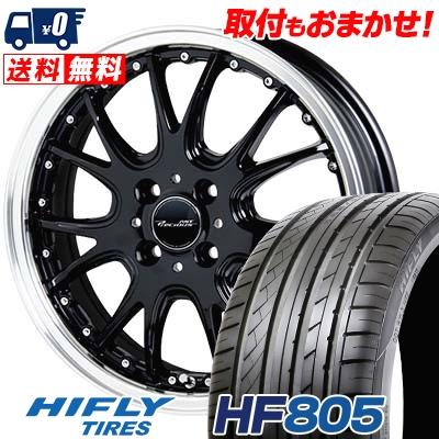 195/45R16 84V XL HIFLY ハイフライ HF805 エイチエフ ハチマルゴ Precious AST M2 プレシャス アスト M2 サマータイヤホイール4本セット