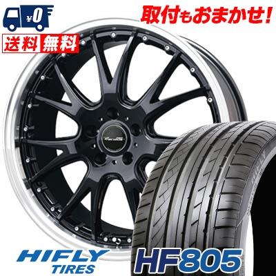 245/45R18 100W XL HIFLY ハイフライ HF805 エイチエフ ハチマルゴ Precious AST M2 プレシャス アスト M2 サマータイヤホイール4本セット