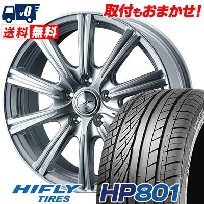 215/60R17 96H XL HIFLY ハイフライ HP801 エイチピー ハチマルイチ JOKER STIR ジョーカー ステア サマータイヤホイール4本セット