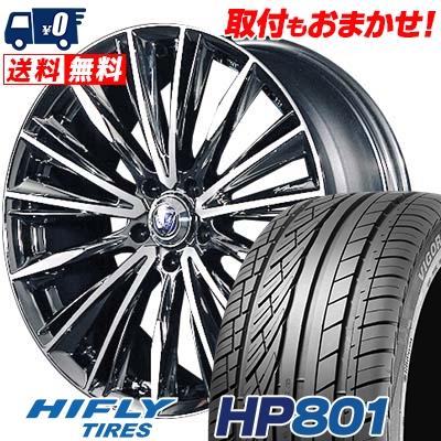 235/60R18 107V XL HIFLY ハイフライ HP801 HP801 RAYS VERSUS STRATAGIA VOUGE レイズ ベルサス ストラテジーア ヴォウジェ サマータイヤホイール4本セット