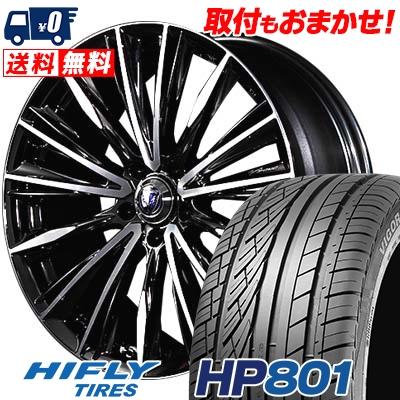 235/55R19 105V XL HIFLY ハイフライ HP801 HP801 RAYS VERSUS STRATAGIA VOUGE レイズ ベルサス ストラテジーア ヴォウジェ サマータイヤホイール4本セット