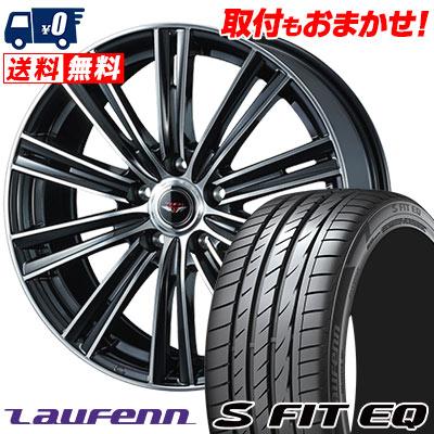 215/60R16 99H XL HANKOOK ハンコック LAUFENN S FIT EQ LK01 ラウフェン Sフィット EQ LK01 TEAD SNAP テッド スナップ サマータイヤホイール4本セット