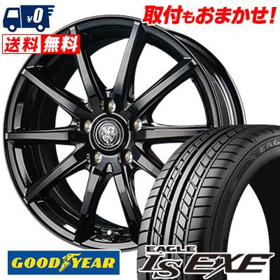 235/45R17 94W Goodyear グッドイヤー LS EXE LS エグゼ TRG-GB10 TRG GB10 サマータイヤホイール4本セット